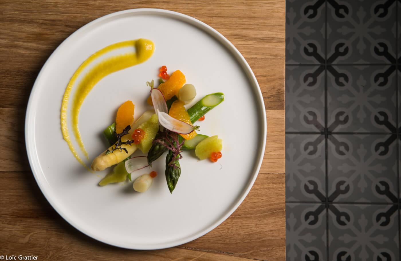 Restaurant Paris Le Hâ